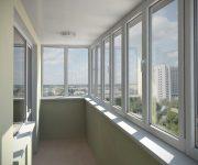 Преимущества остекления балкона профилем Provedal