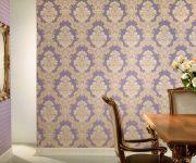 В чем преимущества обоев текстильного вида?