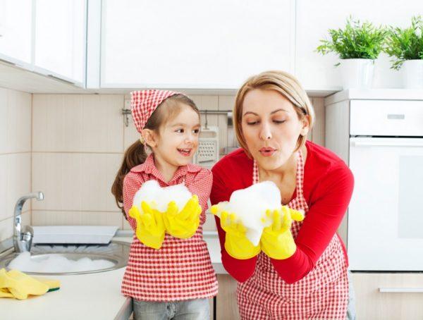 Трудовое воспитание ребенка