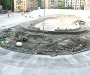 Обновленный велотрек в Киеве: обещают кафе, паркинг и детскую школу (фото)