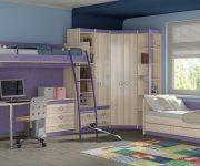 Наполнение детской комнаты мебелью