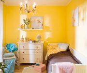 Мебель и стены для детской