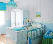 Самое необходимое в комнате для новорожденного