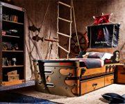 Детские кровати созданные по мотивам сказок и мультфильмов