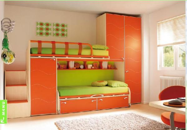 Ключевые моменты при обустройстве детской - Дизайн детской комнаты