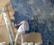 Этапы укладки бетонного пола