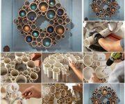 Как оформить и сделать декор жилья своими руками