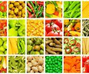 Витамин С в незрелых орехах и других культурных сортах овощей и фруктов