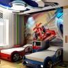Дизайн интерьера детской для двух мальчиков
