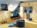 Мебель и интерьер комнаты для подростка мальчика 14 лет