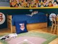 Потолок и интерьер комнаты для подростка мальчика 15 лет