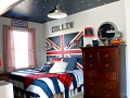 Свет и интерьер комнаты для подростка мальчика 14 лет