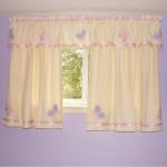 Дизайн штор для детской комнаты занимает важное место в интерьере