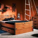 Дизайнерский интерьер детской комнаты для мальчика