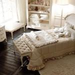 Дворцовые стили интерьера детской комнаты для девочки