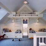 Интерьер детской комнаты презентация мансардного чердака