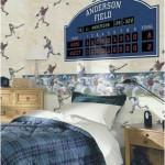 Пастельный интерьер детской комнаты для мальчика 10 лет