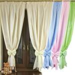 Шторы для детской комнаты радуга фото для маленьких детей