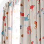 Шторы и тюль для детской комнаты должны быть чистыми