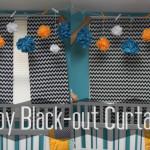 Ткани для штор в детскую комнату могут быть абсолютно разными
