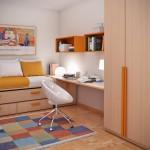 дизайн интерьера детской комнаты для девочки подростка