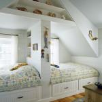 Дизайн детской комнаты для двух девочек фото деталей