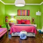 Дизайн интерьера детской комнаты двух девочек