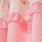 Итальянские шторы в детскую для девочки