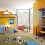 Детские комнаты для двух мальчиков фото дизайн динозавров