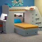 Детские комнаты для двух мальчиков фото дизайн мебель