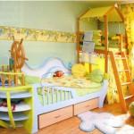 Купить мебель для детской комнаты для мальчика как корабль
