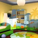 Мебель для детской комнаты для мальчиков фото с героями