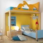 Мебель для детской комнаты для мальчиков в виде уголка