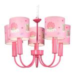 Девчачьи люстры для детской комнаты