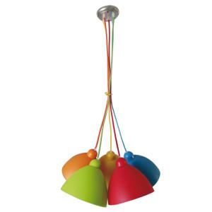 Компактный и оригинальный светильник в детскую комнату