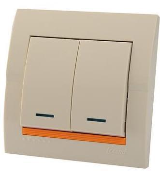 двойной выключатель для детской