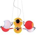 Удлиненные люстры для детской комнаты