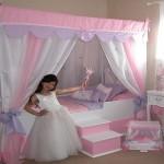 Мебель детская комната для девочки принцессы