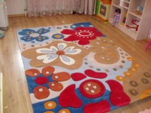 Большие детские ковры для девочек фото