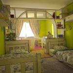 Детская комната фото и варианты планировки в современном стиле