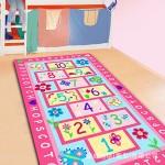 Детские ковры на пол для девочек фото с рисунками