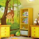 Флизелиновые какие обои выбрать для детской комнаты