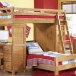 Планировка детской комнаты для двоих детей фото эксклюзивной идеи