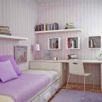 Волшебная планировка детской комнаты 14 кв м фото