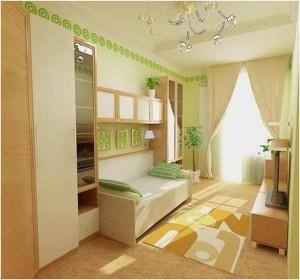 компактная детская комната фото и варианты планировки