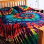 Авангардные красивые покрывала на кровать фото