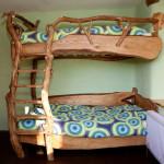 Детская кровать своими руками из дерева фото для двоих детей