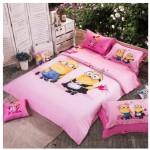 Детские красивые покрывала на кровать фото с мультиками