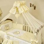 Как повесить балдахин на детскую кроватку надежно