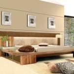 Как сделать подиум с выдвижной кроватью в квартире